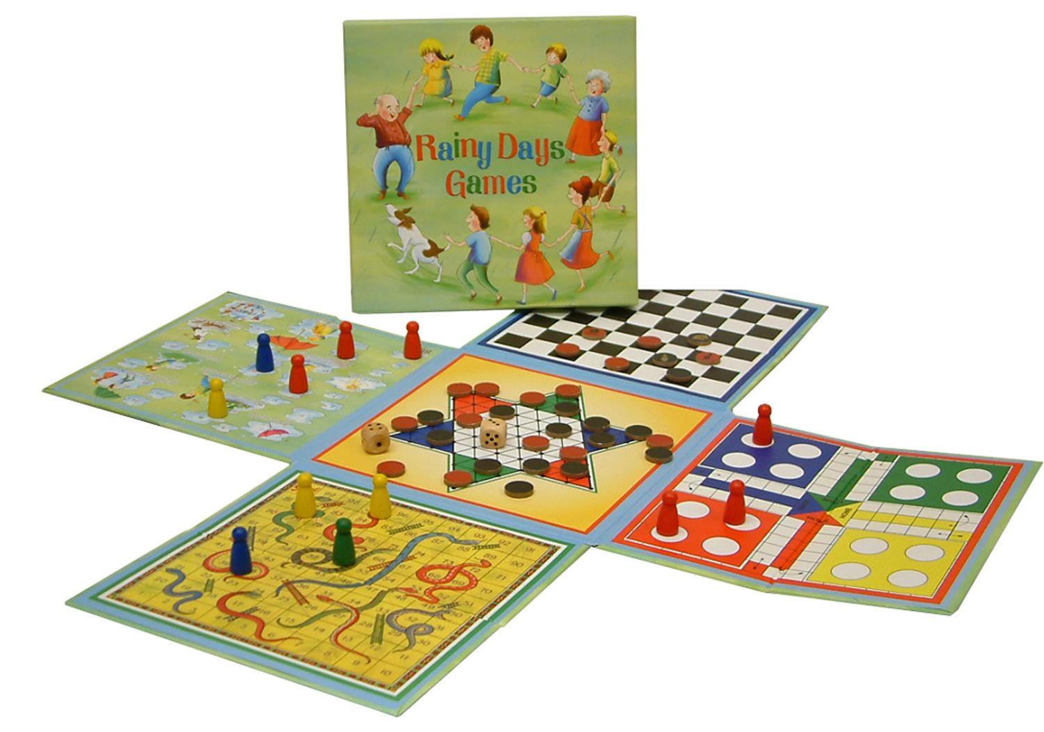 Rainy Days Retro Board Games